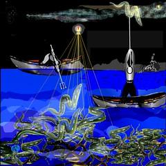 La pêche à l'anguille 1