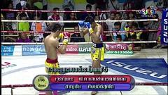 ศึกจ้าวมวยไทย ช่อง 3 ล่าสุด เจริญพร vs ชาญชัย 3/4 11 กรกฎาคม 2558 Muaythai HD