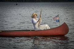 WCHA Paddle By 2015-1547 (b_wilson) Tags: paddle canoe canoeing assembly wcha 2015 paulsmiths woodencanoeheritageassociation paddleby