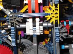 Knex Citadel V2 Construction (Shadowman39) Tags: knex citadel v2 construction assembly ball machine tower factory sculpture tracks lifts