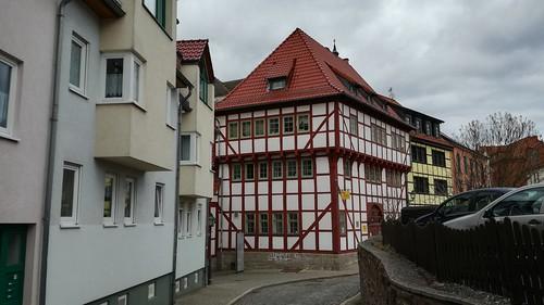 Nordhausen Altstadt / Óváros