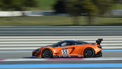 Strakka Racing McLaren 650 S GT3 (Y7Photograφ) Tags: andrew watson côme ledogar dean stoneman strakka racing mclaren 650 s gt3 blancpain endurance sprint gt nikon d3200 castellet httt paul ricard
