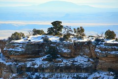 Grand Canyon 136 (Krasivaya Liza) Tags: grandcanyon grand canyon national park canyons nature natural wonder az arizona holiday christmas 2016 snowy winter cliffs cliffside edgeofcliff