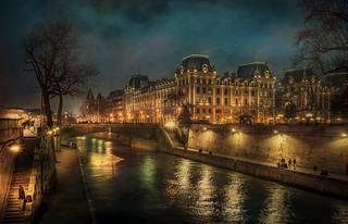 Paris, Préfecture de police