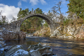 Carrbridge, Speyside