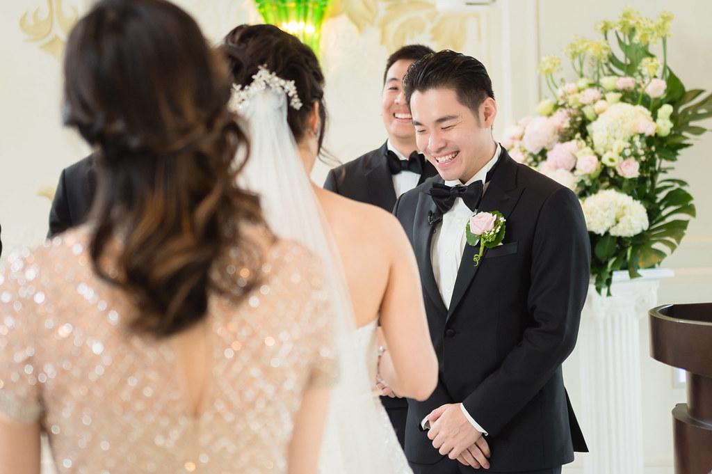 [婚攝]Peter&Joyce婚禮紀錄@文華東方