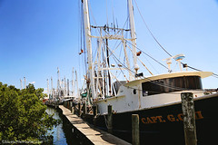 IMG_1880 (Blue Turtle Trawler) Tags: fortmyersbeach shrimpboats sh