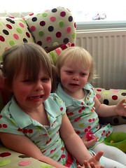 305/365 Oh god... (thelacussolis) Tags: baby girl beautiful toddler crying daughter iphoto 365 ip iphone ipad ipho iphone5 iphotography iphoneapp iphonephotography iphoneology iphoneography