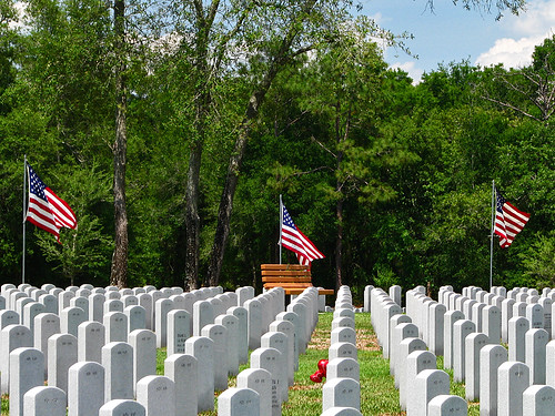 Florida National Cemetery, Bushnell Florida