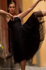 Hannah_Ohlsson-130524.1459.06 (Amun-Re) Tags: street ballet woman white black art public female outdoors daylight dance europe sweden performance young barefoot scandinavia choreography