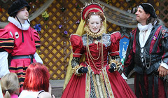 The Queen  Tennessee Renaissance Festival 2013 (oldsouthvideo) Tags: music green castle festival musicians costume video memorial day tn tennessee queen fairy knights taylor knight faire troll swift fairies renaissance ik triune gwynn arrington knighting 2013