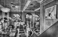 Teller's Restaurant (Kansas Poetry (Patrick)) Tags: kansas lawrencekansas bonnieclyde patrickemerson tellersrestaurant patricknancy