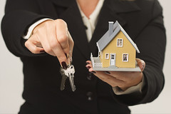 House and Keys in Female Hands (ene_rok) Tags: new white house home yellow architecture silver shopping keys real idea construction model holding hands hand estate realestate sale background unitedstatesofamerica small fingers property structure neighborhood business human buy housing service agent choice concept presenting rent conceptual build sell comparison residential selling purchase picking loan finance mortgage choosing ownership simbolos realty comparing