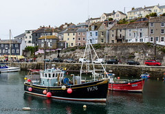Fishing Boats - Megavissey, Cornwall, England, UK (Paul Diming) Tags: uk greatbritain england landscape boats boat spring unitedkingdom fishingboat fishingvillage mevagissey mevagisseycornwall d7000 mevagisseyuk pauldiming mevagisseycornwallengland mevagisseyengland