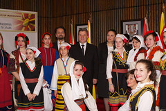LSP Macedonian President (228) (Bruce MacRae) Tags: centre ottawa president arts macedonia reception national fraser lois macrae highlanders 78th siegel ivanov gjorge