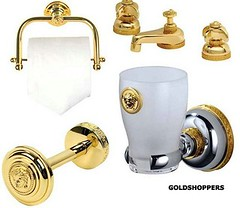 24 carat Bathroom-Accessories_ (The Goldshoppers) Tags: bathroom golden 24 accessories solid carat goldenbathroom goldshoppers 24caratsolidgoldenbathroomaccessories goldenbthroomaccessoiries