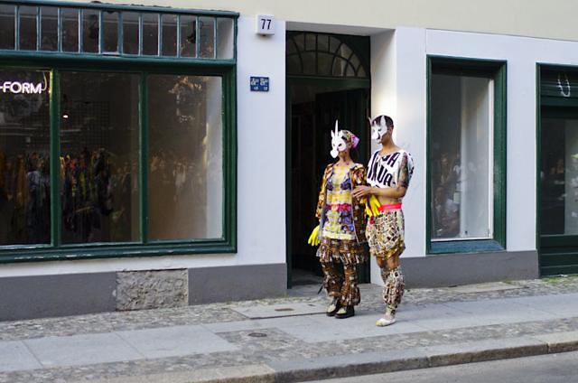 Show Tata Christiane + Vava Dudu