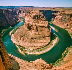 Horseshoe Bend, AZ (Anup Holey) Tags: arizona usa water river colorado bend grandcanyon coloradoriver horseshoe horseshoebend tamron1750mmf28 canont1i
