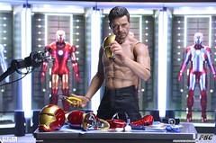 MMS191 Tony Stark 2.0 (Luka Zou) Tags: test mark tony suit stark propulsion autonomous xlii prehensile