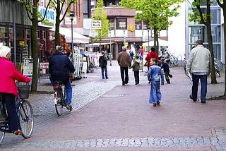 Nordhorn Hauptstraße