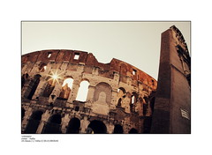 Colosseo (Frans Blokhuis) Tags: city urban italy rome roma building ancient theater italia theatre culture colosseum itali colosseo