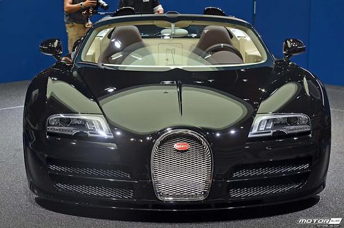 IAA 2013: Bugatti Veyron Grand Sport Vitesse - Jean Bugatti