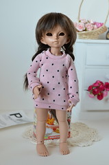 Stella! (Milk and Bunny) Tags: ball doll tan bjd fairyland ante jointed lishe ltf littlefee