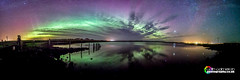 Aurora 8-10-13 pano (Colin Cameron ~ Photography ~) Tags: