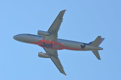 Jetstar Japan Airbus A320-200 JA09JJ (ta152eagle) Tags: 成田空港 jjp a320200 ja09jj