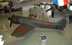 "Kawasaki Ki-100-1b (4) • <a style=""font-size:0.8em;"" href=""http://www.flickr.com/photos/81723459@N04/10267025636/"" target=""_blank"">View on Flickr</a>"