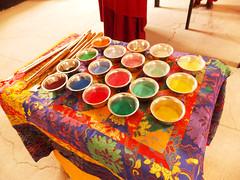 Colores (Enighet) Tags: art beautiful religion mandala tibet monks sacred meditation hermoso monjes efmero