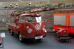 Volkswagen museum (Ronald_H) Tags: bus museum vw bug volkswagen fire sony air beetle feuerwehr brandweer transporter t1 brigade 1965 bulli aircooled cooled nex 2013