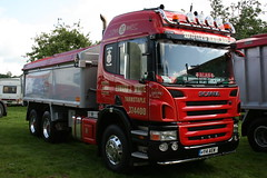 Y4AEW - Edward J White (TT TRUCK PHOTOS) Tags: tipper tt scania