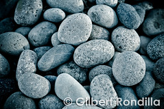 """My life is full of mistakes. They're like pebbles that make a good road."" (Gilbert Rondilla) Tags: blue beach nature horizontal closeup outdoors rocks day stones tranquility sunny nopeople pebbles pebble getty choice shape abundance variation gettyimages bataan bluish groupofobjects colorimage abucay gilbertrondilla gilbertrondillaphotography gettyimagescollection"