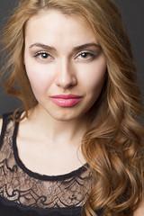 Sarah (austinspace) Tags: portrait woman studio washington spokane blond blonde alienbees