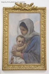 Eugenio Prati Madonna con bambino