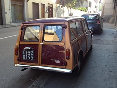 Innocenti Mini T(traveller) (vignaccia76) Tags: mini traveller 1970 innocenti minitraveller fi5 innocentimini