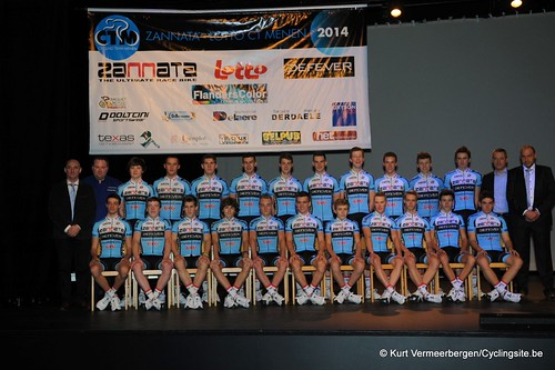 Zannata Lotto Cycling Team Menen (2)