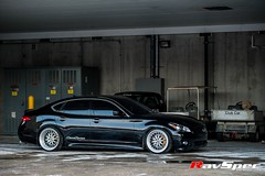"WORK VSXX 20"" Step Lip Infiniti M37 • <a style=""font-size:0.8em;"" href=""http://www.flickr.com/photos/64399356@N08/12463691774/"" target=""_blank"">View on Flickr</a>"