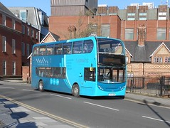 Arriva Buses Wales - J600ABW (4406) (Arriva 'North West and Wales') Tags: chester