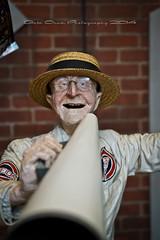 Super Fan!! (Gabe Oram Photography) Tags: ny newyork sports america baseball cincinnati newyorkstate reds cooperstown nationalbaseballhalloffame americaspasttime