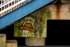 It ain't a hidden Mickey! (johnkulhawik203) Tags: graffiti connecticut ct bridgeport kulhawik
