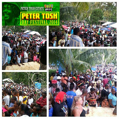 """Peter Tosh Day 2014 • <a style=""""font-size:0.8em;"""" href=""""http://www.flickr.com/photos/92212223@N07/12815947785/"""" target=""""_blank"""">View on Flickr</a>"""