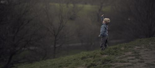 Goodbye stick!