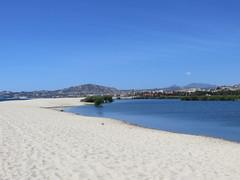 El estero del San Jose del Cabo (misiekmintus) Tags: vacation beach water strand mexico cabo playa estuary bajacalifornia bajacaliforniasur estero sanjosedelcabo