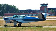 Bonanza! (Kuby!) Tags: us nikon colorado force d70 general aviation air united springs co states beechcraft 2008 base cos peterson bonanza kuby kubitschek kcos n5060b