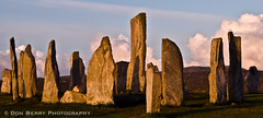 Calanais - Dawn (donberry37 (SF Bay Area)) Tags: sunrise dawn scotland standingstones lewis callanish pagan neolithic stonecircle dons calanais heberides