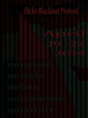 "flickr Blackout Protest Against new flickr layout / ""flickr beta"" / NPE - April , 19. - 27. 2014: No Connectivity, No Activity, No Uploads, No Clicks, No Comments, No Favs, ... (hedbavny) Tags: vienna wien red abstract black rot art rouge typography layout grey freedom austria sterreich flickr outsiderart action drawing kunst digitalart gray protest grau beta bamboo streik digitalpainting download abstraction lettering mailart blackout artrage schrift rosso schwarz boycott choose option netart pentablet aktion abstrakt critique criticism narrenturm boykott digitaldrawing abstraktion kritik generalstreik internetart redday flickrbeta grafiktablett aktionismus npe optionen protestaktion befristet flickrblackout photobearbeitung flickrfail flickrformat hedbavny wahlmglichkeit ingridhedbavny flickrredday flickrblackoutweek wewanttheoldlayoutonflickr blackoutweek flickrnpe"
