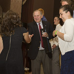 "<b>Senior Send-Off</b><br/> Seniors celebrate their time at Luther at Hotel Winnishiek.<a href=""http://farm4.static.flickr.com/3775/14254698415_e882819abc_o.jpg"" title=""High res"">∝</a>"