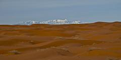 Sand Dunes and Mountains (nebulous 1) Tags: mountains nature landscape utah sand nikon canyonlandsnationalpark greenriver canyonlands moab canyons sanddunes hite hanksville canyonlandsnp p520 mazedistrict nebulous1